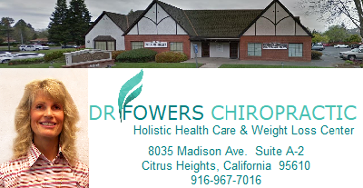 Doctor | Chiropractor | Dr Fowers | Sacramento | California | Citrus Heights | Office | Weight Loss Center